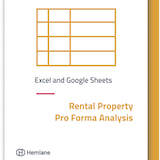 The Real Estate Pro-Forma [+ Free Download]