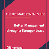 Better Management through a Stronger Lease