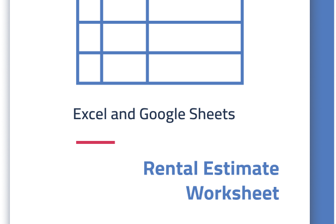 Rent Estimate Worksheet